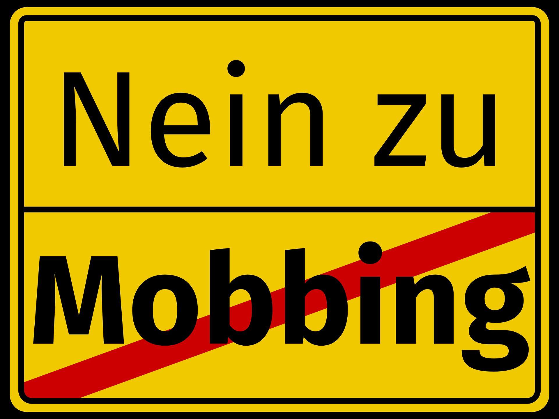 Mobbing Nein danke